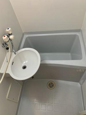 【浴室】レオパレスLEO WIN