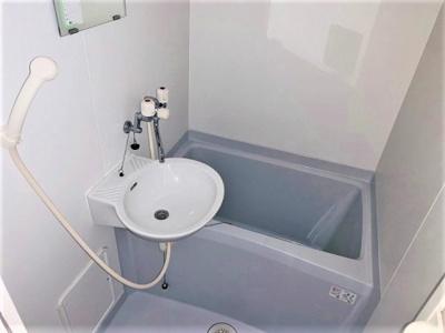 【浴室】レオパレスさち