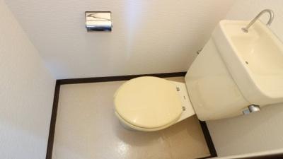 【トイレ】コーポ東原