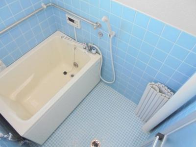 【浴室】サンハイツ川甚