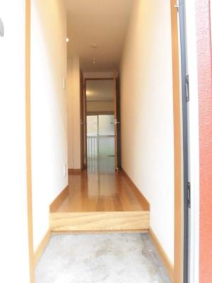 【玄関】クラスカアパートメント2号館