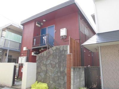 【外観】クラスカアパートメント2号館