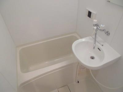 【浴室】クラスカアパートメント2号館