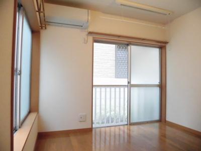 【寝室】クラスカアパートメント2号館