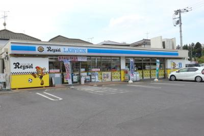 ローソン柏名戸ヶ谷一丁目店 152m