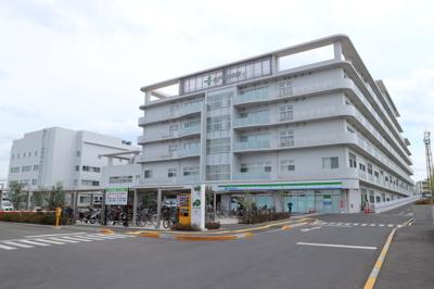 社会医療法人社団蛍水会名戸ヶ谷病院 1,595m