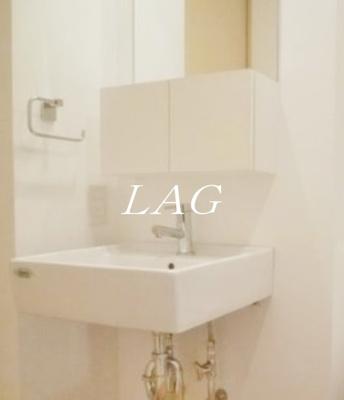 独立洗面台になります。