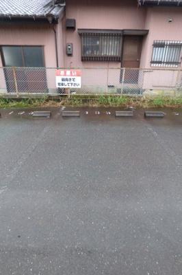 【駐車場】ラ・メールキャルム