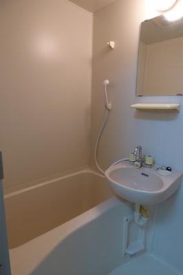 【浴室】ラ・メールキャルム