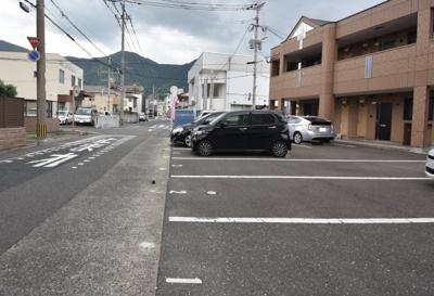 【駐車場】COUNTORY HOUSE YOSHIHO