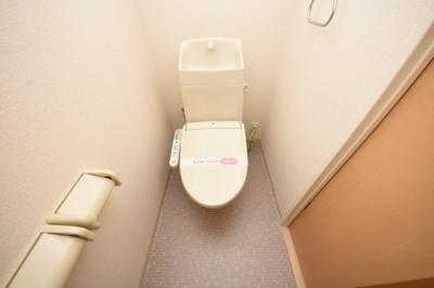 【トイレ】COUNTORY HOUSE YOSHIHO