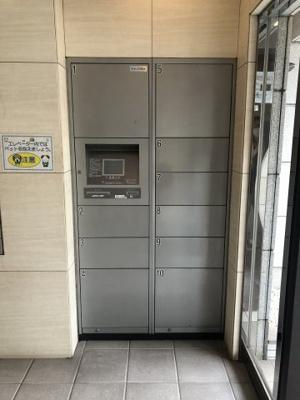 【設備】ダイナシティ三田