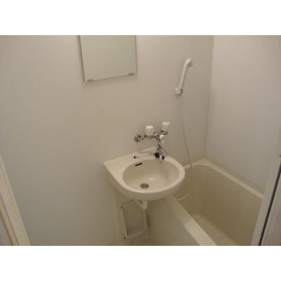 【浴室】ロッシェル二番館