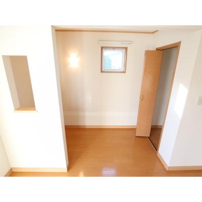 【内装】スクエアガーデンA棟