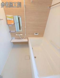 【浴室】門真市第2上野口町 1号棟