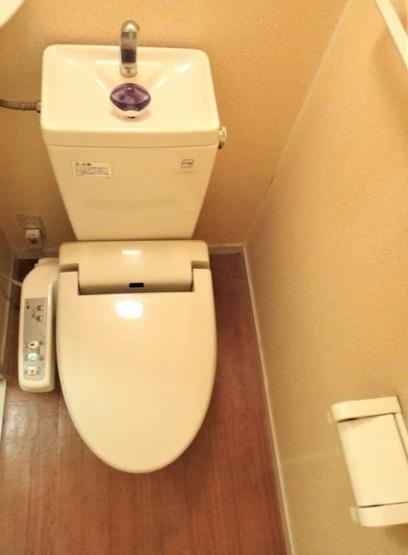 【トイレ】山科ハイツ