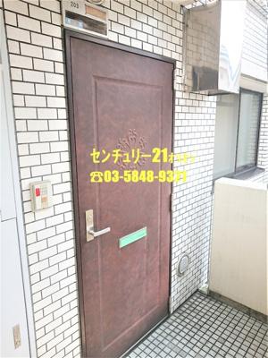 【玄関】オリジン富士見(フジミ)