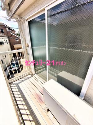 【バルコニー】ライフピア・メヌエット-201