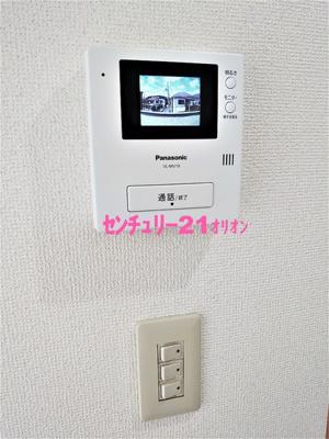 【セキュリティ】ライフピア・メヌエット-201
