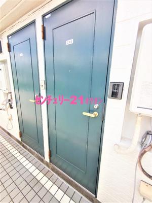 【エントランス】ライフピア・メヌエット-201