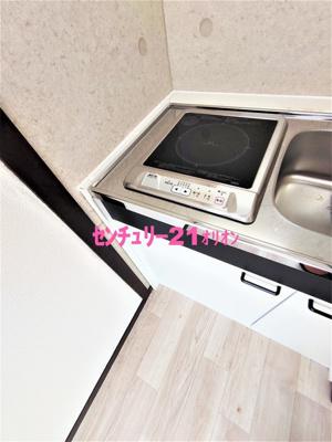 【キッチン】ライフピア・メヌエット-201