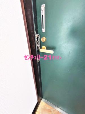 【玄関】ライフピア・メヌエット-201