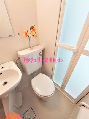 【トイレ】ライフピア・メヌエット-201
