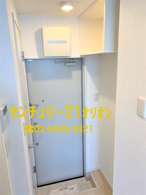 【玄関】グラード富士見台(フジミダイ)-1F
