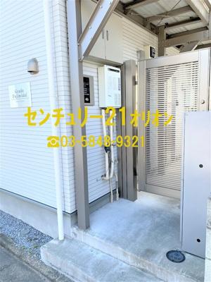 【エントランス】グラード富士見台(フジミダイ)-1F