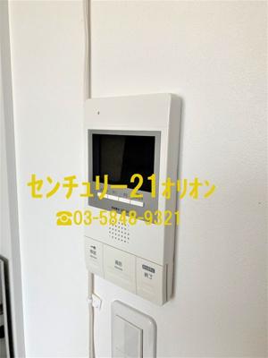 【セキュリティ】グラード富士見台(フジミダイ)-1F