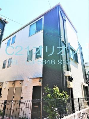 【外観】エクセルコート富士見台(フジミダイ)