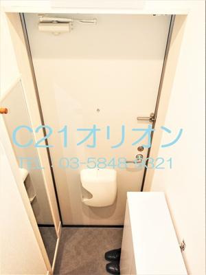 【玄関】エクセルコート富士見台(フジミダイ)