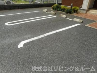 【駐車場】ウェリナ・Ⅱ棟