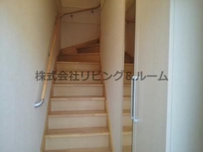 【玄関】ウェリナ・Ⅱ棟