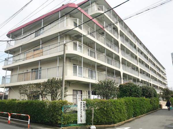 新規内装リフォーム 総戸数441戸のビッグコミュニティ 南東向きバルコニー 住宅ローン控除適合物件