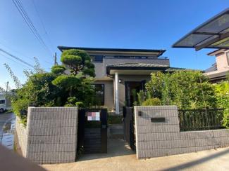 千葉市稲毛区小深町 中古一戸建て 四街道駅 広いお庭のついた、リフォーム完了物件になります。