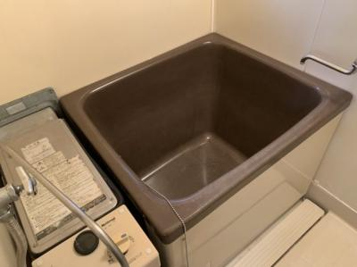 【浴室】波多野ハイツB棟 スモッティー阪急高槻店