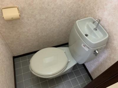 【トイレ】波多野ハイツB棟 スモッティー阪急高槻店