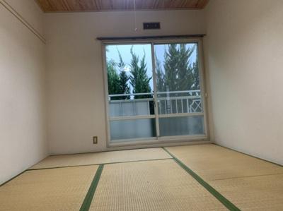 【寝室】波多野ハイツB棟 スモッティー阪急高槻店