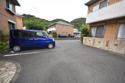 【駐車場】咲ら小路II D棟