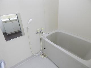 【浴室】ハピネス三宿