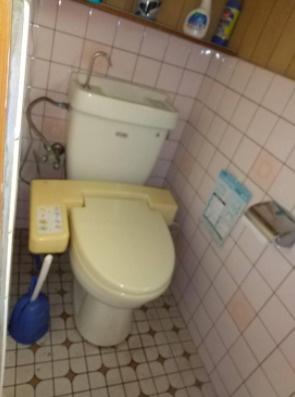 【トイレ】仁井田