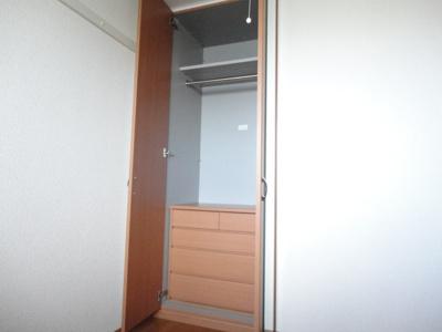 洋室収納(オープン)