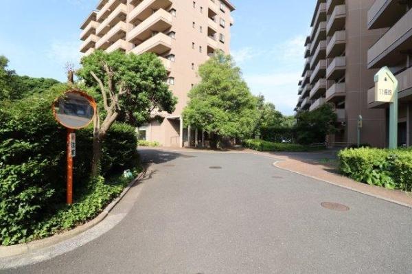 【外観】ガーデンプラザ新検見川11号棟