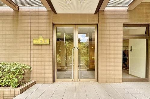 【エントランス】ガーデンプラザ新検見川11号棟