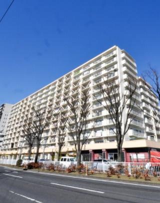 【外観】東武大師前サンライトマンション