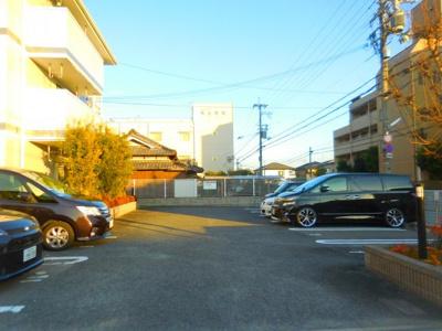 【駐車場】サンローゼMIYATA