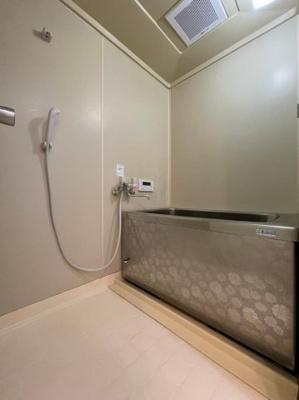 【浴室】サンシティ今寺