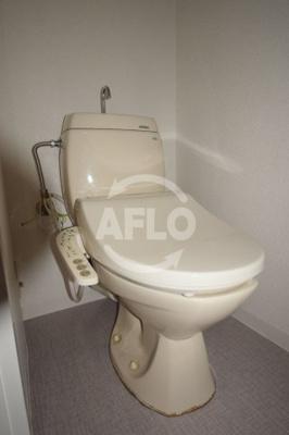 難波リーガルハウス トイレ