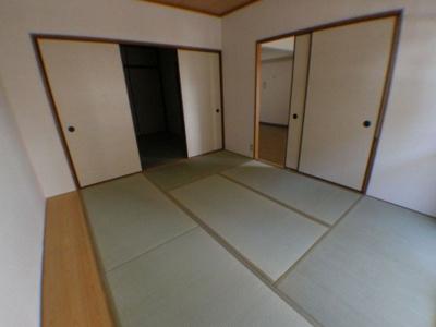 【和室】香里ヶ丘Ⅰ番館